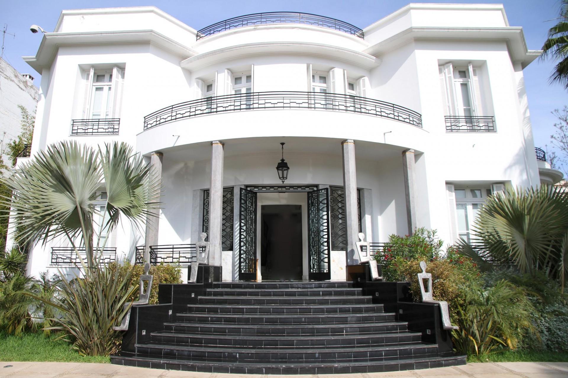 Villa Des Arts Casablanca Villa Des Arts Casablanca