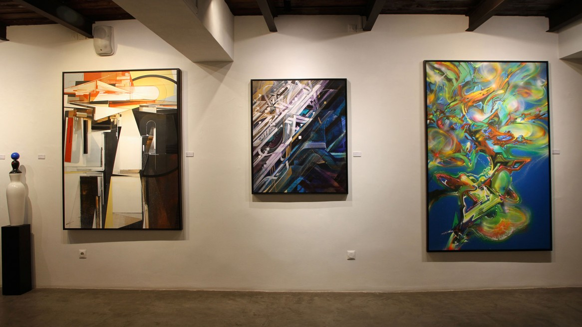 COLLECTIVE EXHIBITION – JANUARY / FEBRUARY 2017