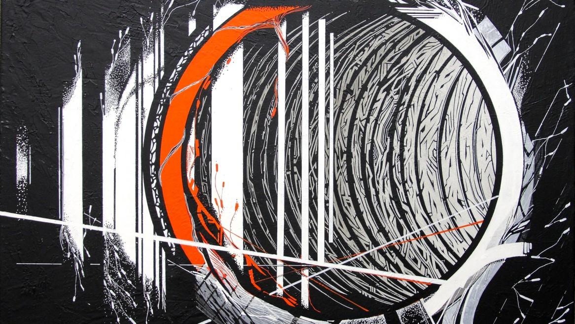 Cycle SENSITIVE EYE – Duo Show Arnaud Liard / L'OUTSIDER – 19 OCTOBER – 18 NOVEMBER 2018