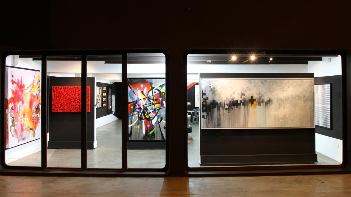 Exposition Collective – 6 Octobre > 25 Octobre 2014