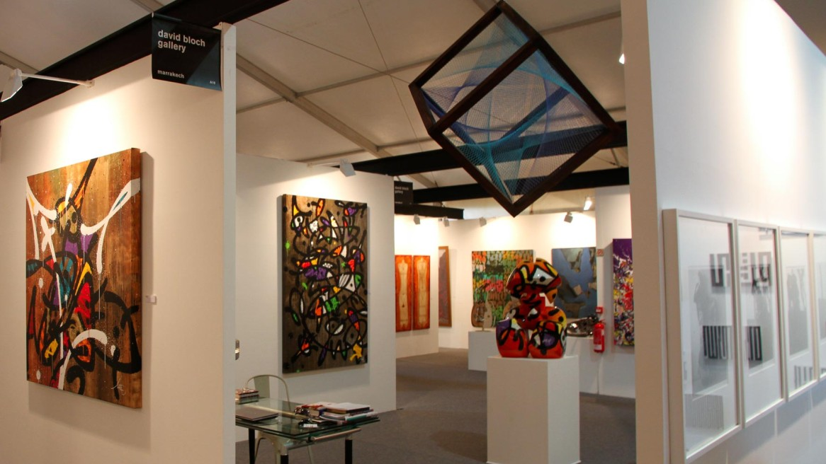 Marrakech Art Fair – 8 Octobre > 11 Octobre 2010