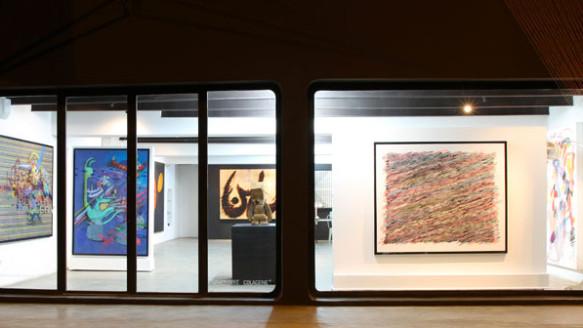 David Bloch Gallery – Présentation 1