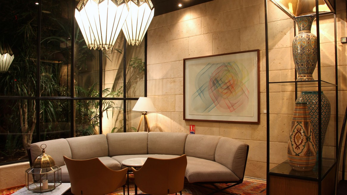 Hotel Sahrai – FES – 12 MARS > 12 JUIN 2016