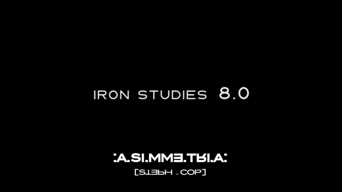 STEPH COP – ASYMMETRIA Solo Show