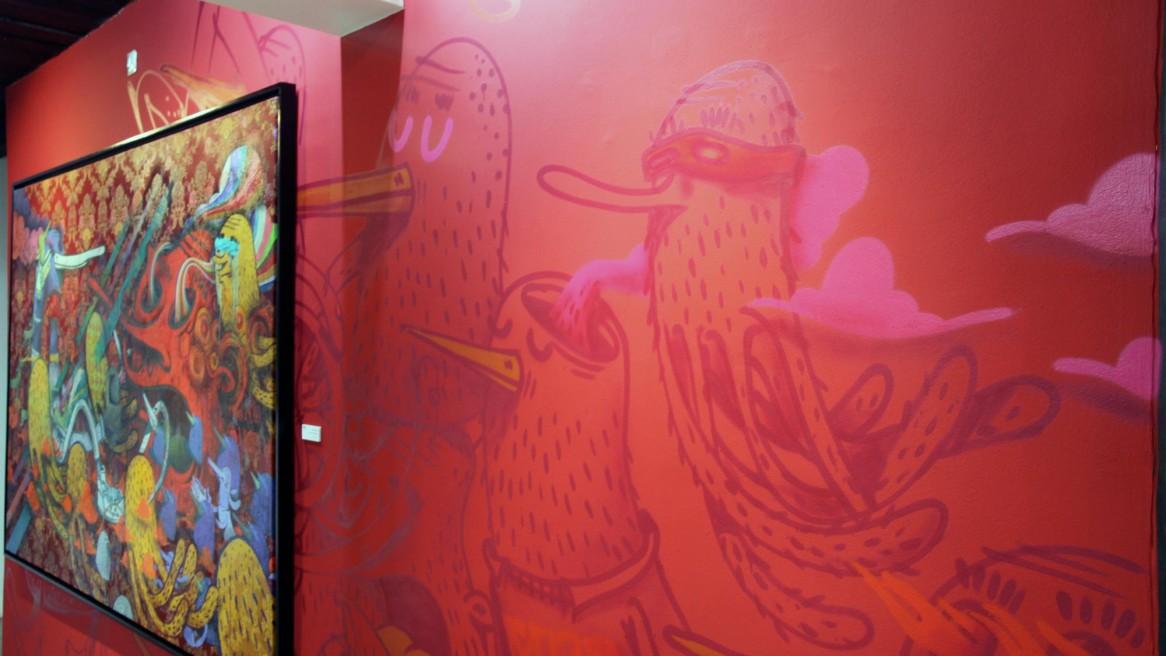 Alëxone Dizac – «Marrakechkia» – 29 Septembre > 31 Octobre 2011 – (Part 2)