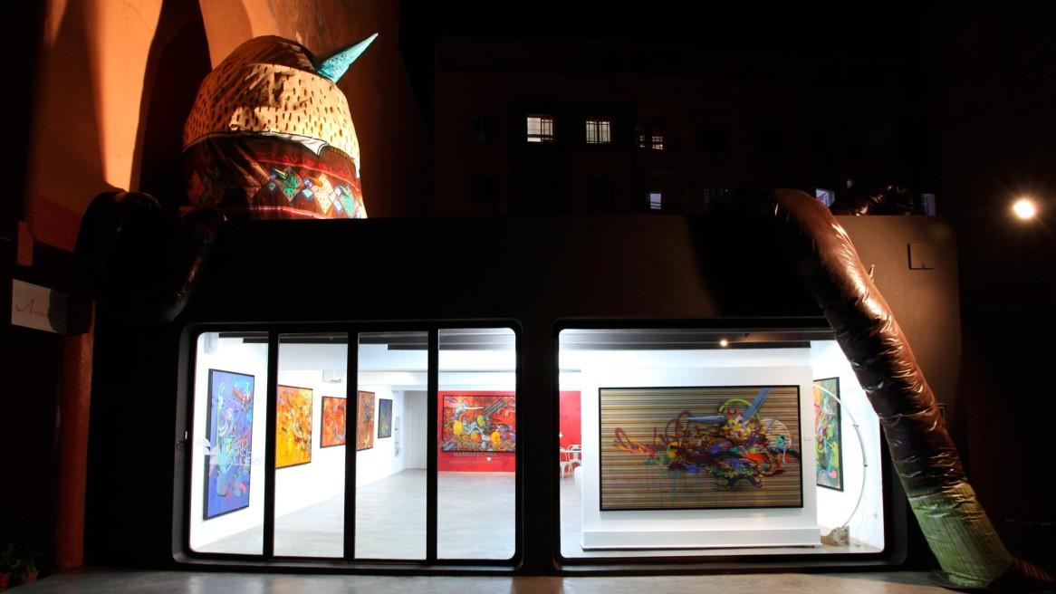 Alëxone Dizac – «Marrakechkia» – 29 Septembre > 31 Octobre 2011 – (Part 1)