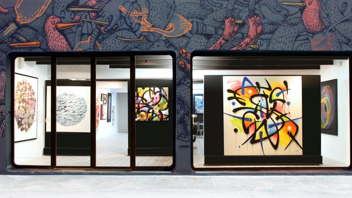 Collective Exhibition – December 1 > December 15, 2014